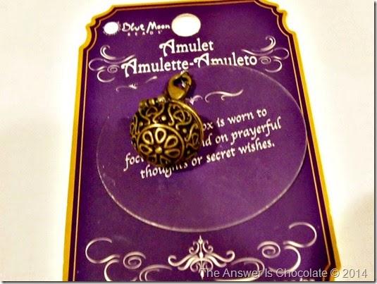 BMB Amulet