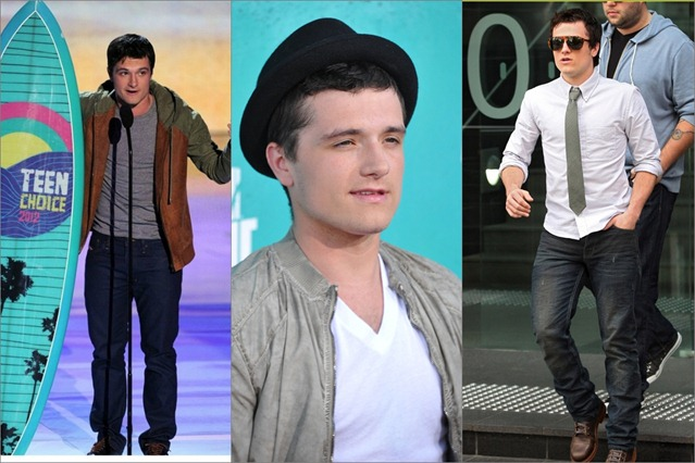Celebrities: Josh Hutcherson