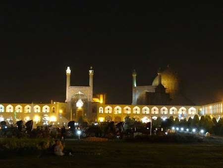 10. Imam Square by night.JPG