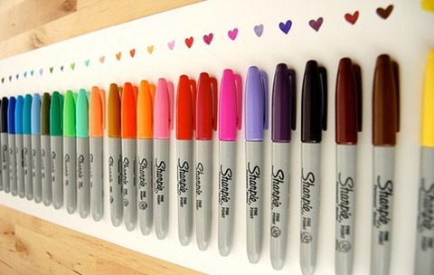 amor a los sharpie