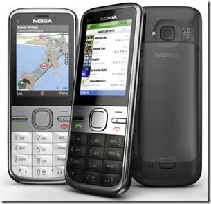 Spesifikasi Harga Nokia C5 Terbaru 5 megapixel