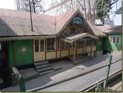 Darjeeling Library