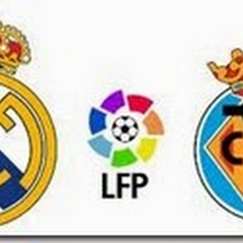 Real Madrid vs Villarreal: Hora y televisión