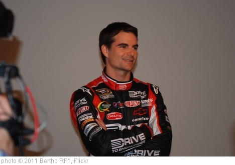 'JeffGordonDrive2EndHunger' photo (c) 2011, Bertho RF1 - license: http://creativecommons.org/licenses/by-sa/2.0/