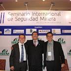 El XVIII Seminario Internacional de Seguridad Minera.JPG