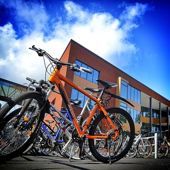 Bykes Lappeenranta University site