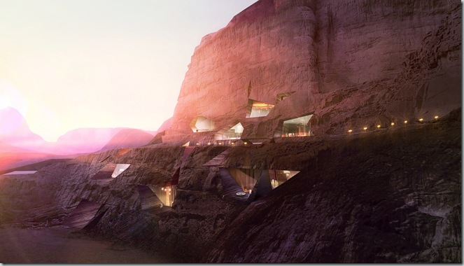Oppenheim Architecture & Design_Wadi Rum Resort_Jordan