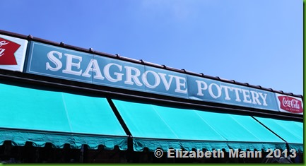 Seagrove sign