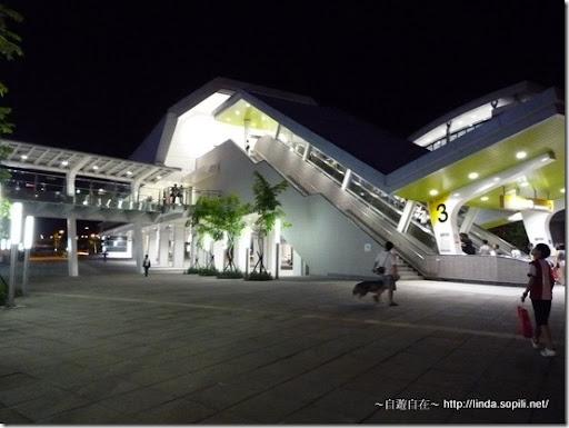 內湖線捷運初體驗‧大直站&劍南路站10