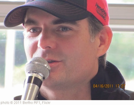 'JeffGordonSpeech' photo (c) 2011, Bertho RF1 - license: https://creativecommons.org/licenses/by-sa/2.0/