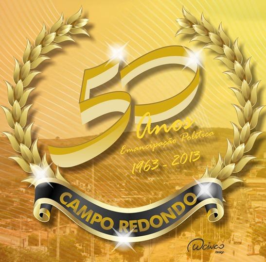 50 ANOS  CAMPO REDONDO