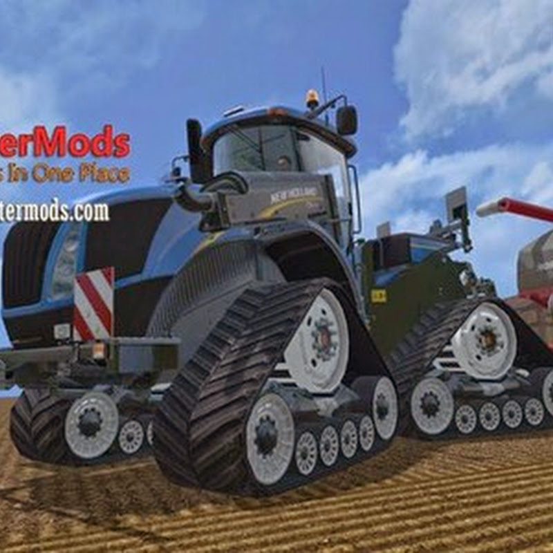 Farming simulator 2015 - New Holland T9 670 SmartTrax v 2.0