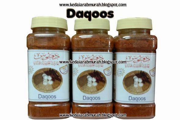 Daqoos
