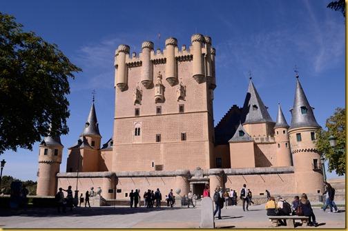 Spain-Segovia-Alcazar