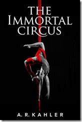 The Immortal Circus Cover
