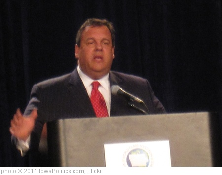 'NJ Gov. Chris Christie 002' photo (c) 2011, IowaPolitics.com - license: http://creativecommons.org/licenses/by-sa/2.0/