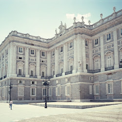 52.- Juvara y Sachetti. Palacio Real (Madrid)