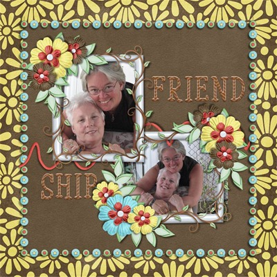 Katie Creates - Monkey Business - Friendship
