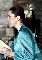 Kronprinsesse Mary besger Kronborg Slot da der torsdag den 12.  maj blev sob Fokus t forskning pod 'dgn Forskningens' overskriften.  Pedersen Bente Klarlund grzech overrakte bog Graviditet og motion til Kronprinsessen.