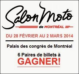 Salon moto de montreal 2014