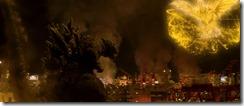 Godzilla GMK HD vs King Ghidora