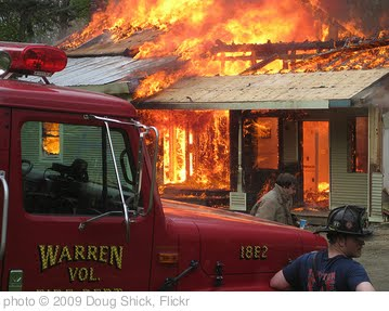 'House Fire' photo (c) 2009, Doug Shick - license: http://creativecommons.org/licenses/by/2.0/