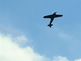 Spitfire mimo sedziwego wieku jeszcze potrafi zadziwic