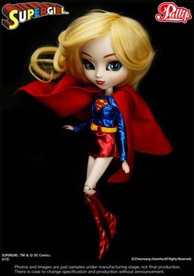 Pullip SuperGirl 05