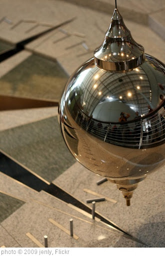 'foucault pendulum' photo (c) 2009, jenly - license: http://creativecommons.org/licenses/by-sa/2.0/