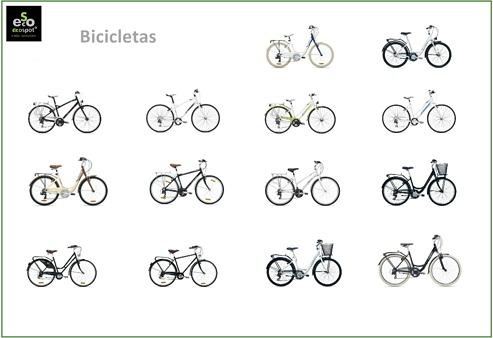 Ecospot - Catálogo de bicicletas utilitárias urbanas para 2013