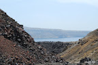 Nea Kameni (Volcanic island part of Santorini)