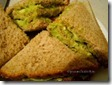 86 - Healthy Avocado sandwich
