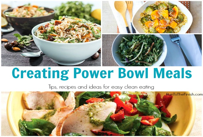 Power Bowl Meal Ideas