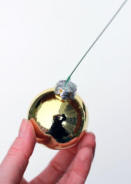 Semplicemente Perfetto DIY bouquet natalizio 04