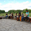 Drum Circle at Piedmont Park