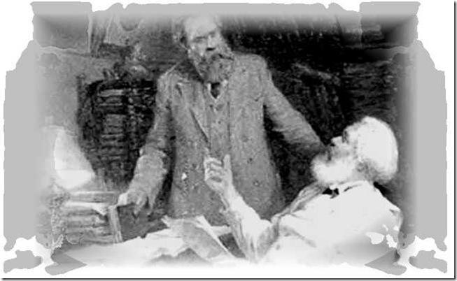 Lavoro Morto marx-engels-gris