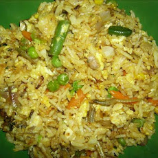 My Favourite Comfort Fried Rice