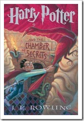 JK Rowling HP 2 and the Chamber of Secrets