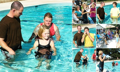 View Ignite baptism