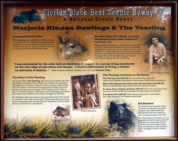 03c - Yearling Trail - Rawlings Poster