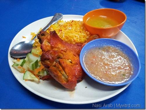Restoran Nasi Arab Balik Pulau Penang 9