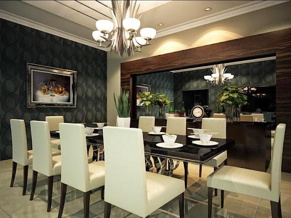 Modern Dining Room Ideas 4 Modern Dining Room