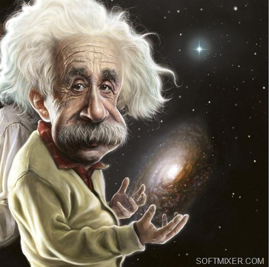 что Альберт Эйнштейн был