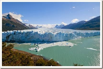 Patagônia Geleira Perito Moreno - Calafate