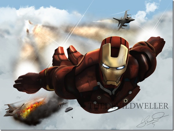Iron man ,Anthony Edward ,Tony Stark (117)
