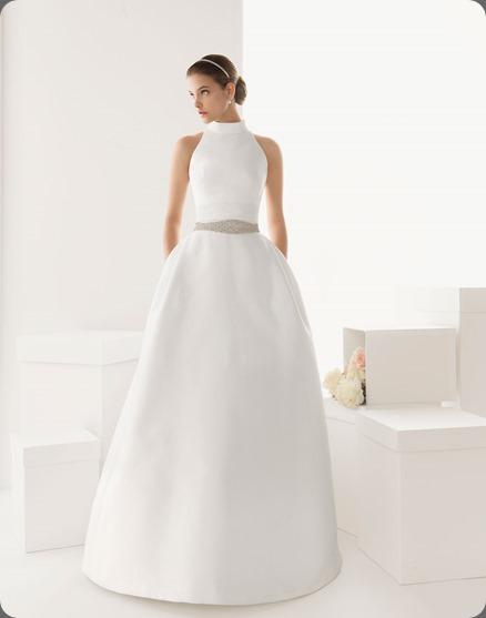 wedding dress vestido_de_novia_rosa_clara_208 rosa clara bahia style front