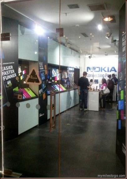 Nokia Storefront