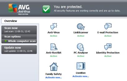 AVG Antivirus 2012 Free 64-bit Download