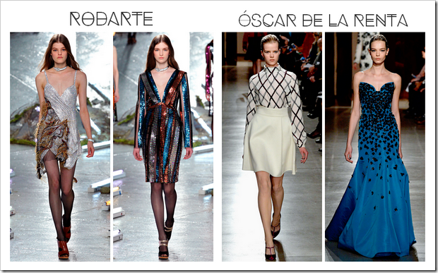 Lo mejor NY Fashion Week otoño 2015 02 Rodarte