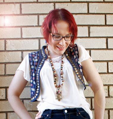 bohemian style nina proudman